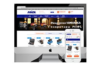 Миол - Интернет-магазин строительного инструмента