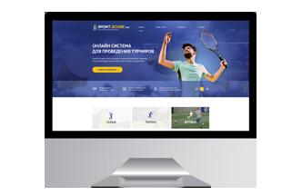 Спортивный портал Sport-Score
