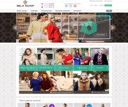 Онлайн-магазин одежды MilaNova