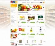 Онлайн-супермаркет МЛК